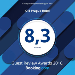 Booking.com - Guest Review Awards 2016